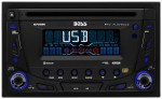 BOSS AUDIO 870DBI Double-DIN CD_MP3 Player Receiver