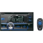 JVC KW-HDR81BT Double-DIN Car CD receiver