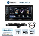 Kenwood DDX372BT Double DIN Bluetooth In-dash DVD_AM_FM