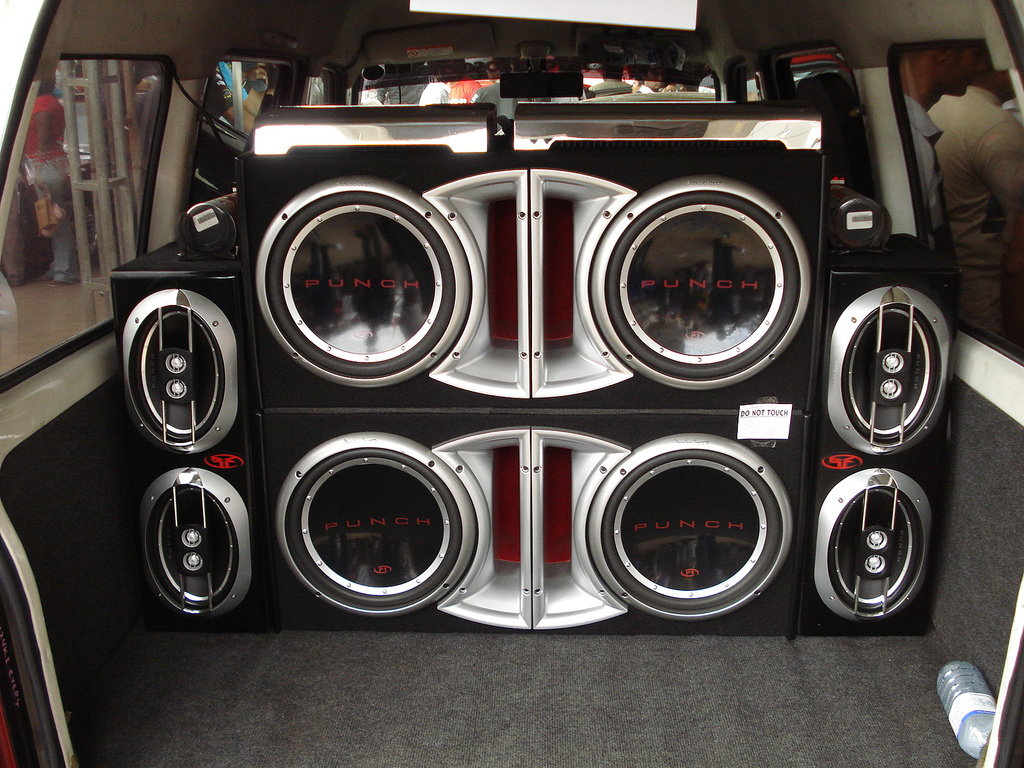 Big Car Speakers | www.pixshark.com - Images Galleries